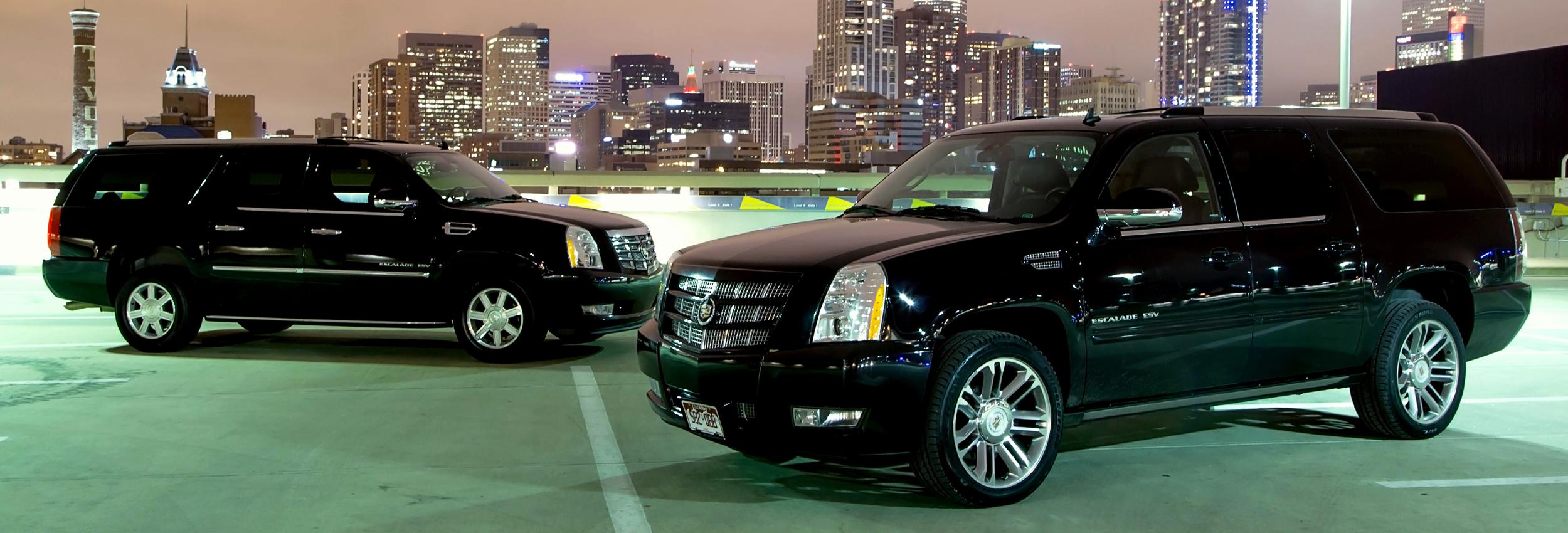 Luxury Car Service Denver Co